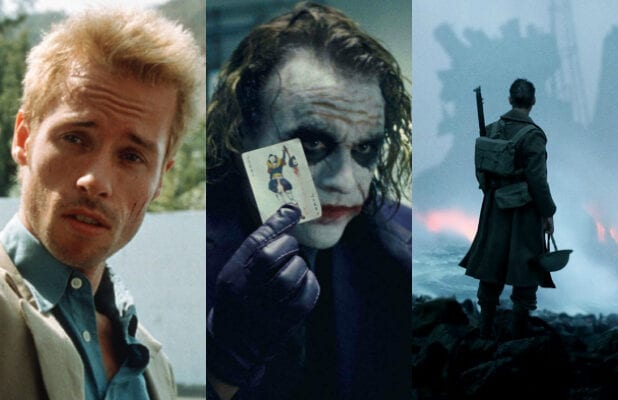 Christopher Nolan Movies Ranked