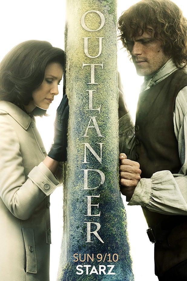 Outlander Season 3 key art