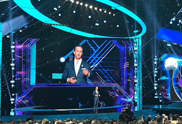Peyton Manning Monologue ESPYs