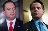Reince Priebus Anthony Scaramucci