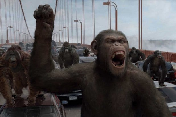 """Rise of the Planet of the Apes"" (2011)"