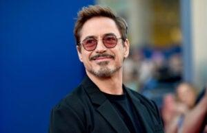 Robert Downey Jr Iron Man Pepper Potts Tony Stark