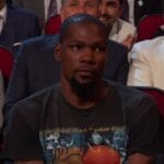 070f1012701 ESPYs  Kevin Durant Pouts Hard Over Brutal Peyton Manning Monologue Dunk  (Video)