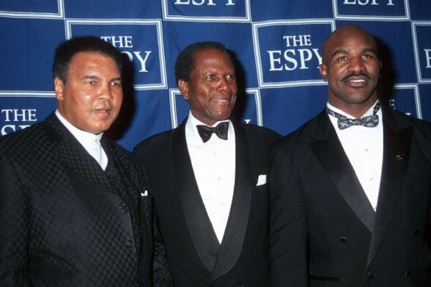 Sidney Poitier Muhammad Ali