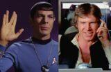 Spock Star Tre kHan Solo Star Wars
