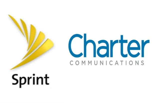 Sprint looks to merge with Charter