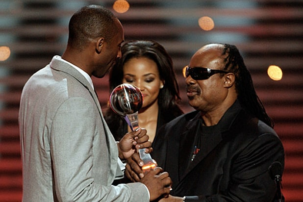 Stevie Wonder Kobe Bryant ESPYs