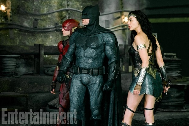 Justice League Batman Wonder Woman The Flash