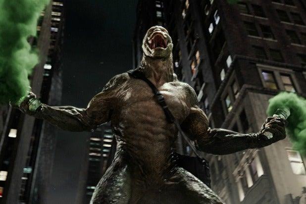 The Lizard Amazing Spider-Man