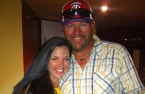 Toby Keith daughter Krystal