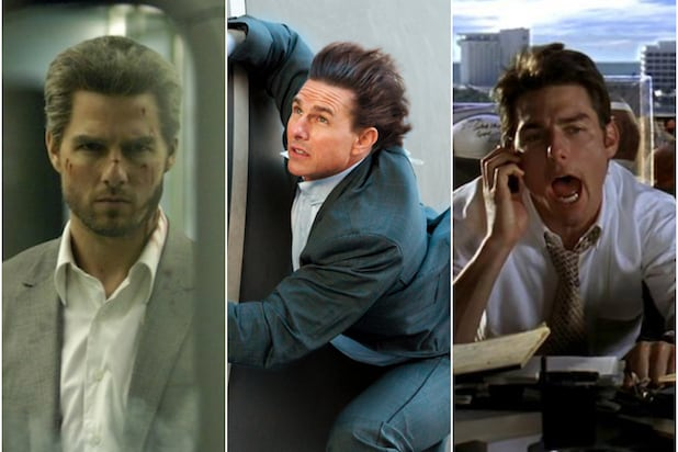 Tom Cruise Movies Ranked