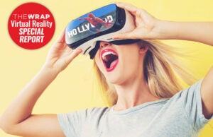 virtual reality report