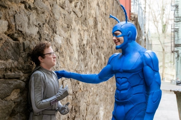 binge watch tv shows the tick