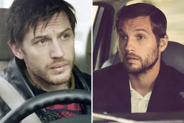 logan marshall green tom hardy car