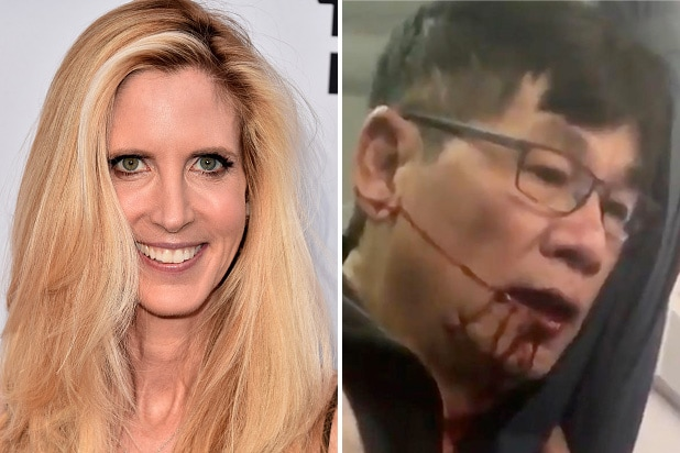 Delta hits back at Ann Coulter after her tweetstorm over seat mix-up