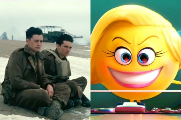 Dunkirk Beats The Emoji Movie At The Box Office