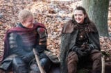 Ed Sheeran Maisie Williams Game of Thrones