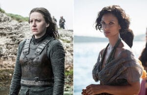 Ellaria Sand Yara Greyjoy Game of Thrones
