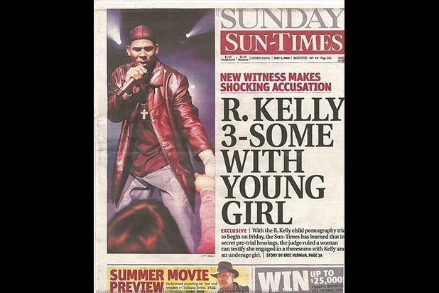 R Kelly Drops 19-Minute Song 'I Admit' Addressing 'Pedophile
