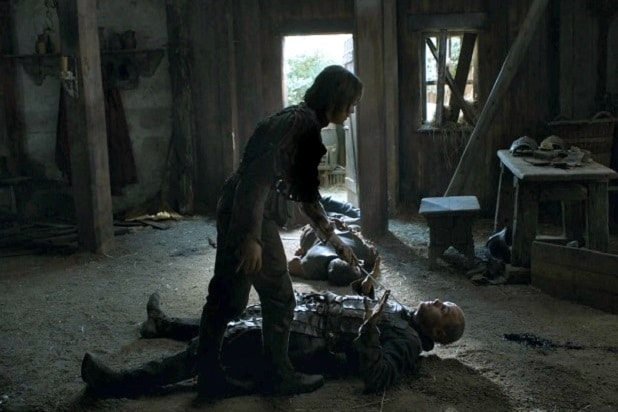game of thrones arya stark body count polliver