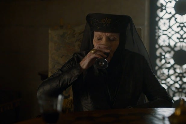 game of thrones deaths olenna tyrell diana rigg