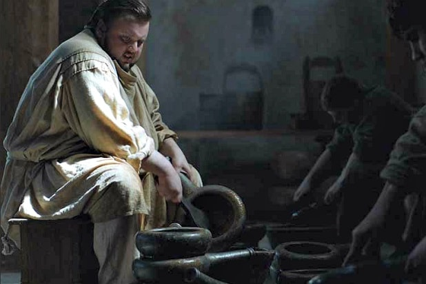 game of thrones sam tarly soup and poop scrubbing`