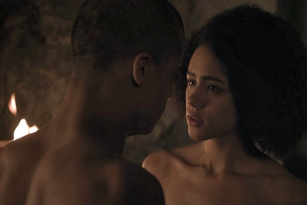 game of thrones sex scenes missandei grey worm