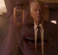 Gordon Cole Laura Twin Peaks