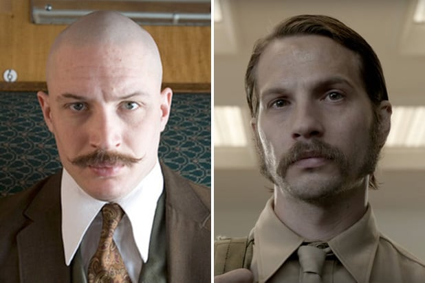 mustache tom hardy logan marshall green