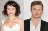 New Warriors Derek Theler Milana Vayntrub