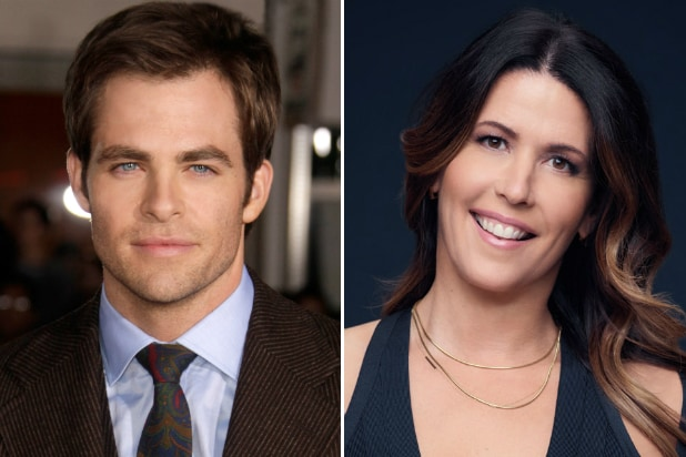 Chris Pine and WONDER WOMAN Director Patty Jenkins Reuniting for TV