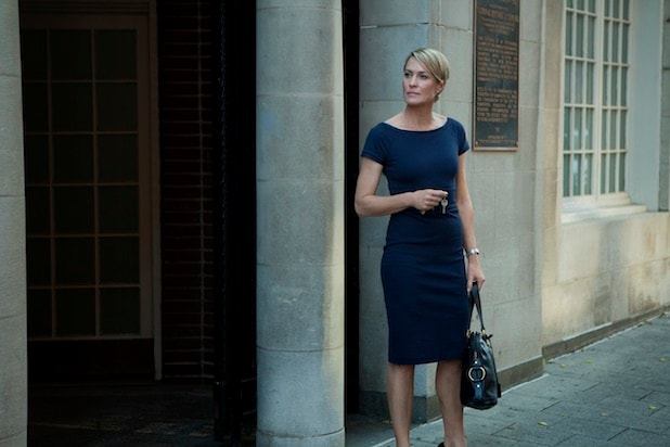 Claire Underwood Style Season 2 'House of Cards': The ...