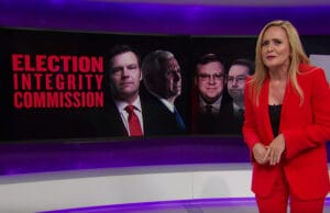 Samantha Bee Election Integrity