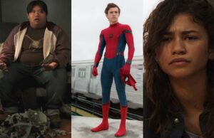 spider-man homecoming characters ages ned peter parker michelle