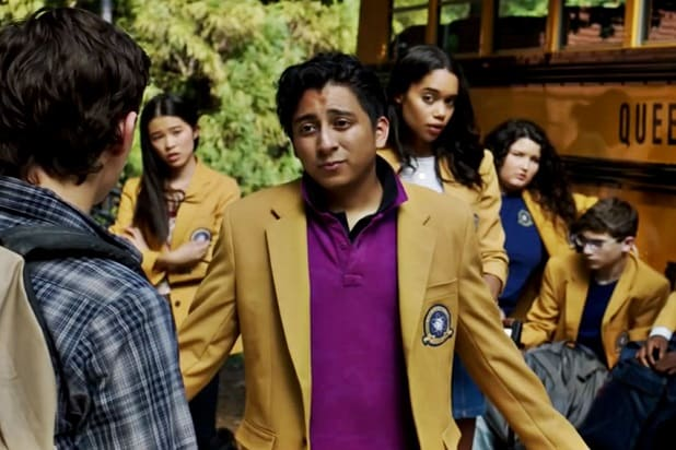 spider-man homecoming characters flash tony revolori