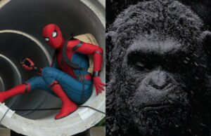 spider-man war for the planet of the apes
