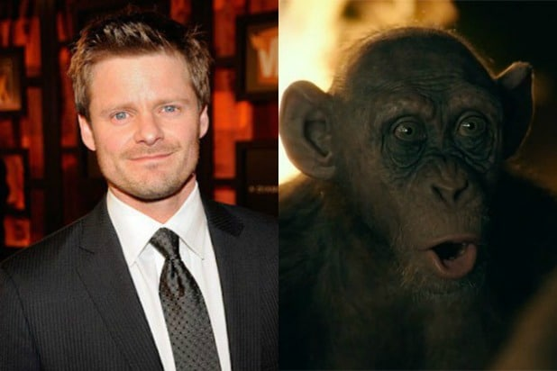Steve Zahn on 'War for the Planet of the Apes': 'Bad Ape ...