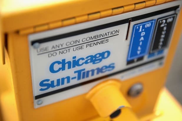 Chicago Sun-Times sold to group of investors led by former alderman
