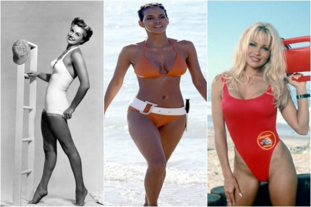 b4555069ca 9 Most Memorable Swimsuits in TV and Film History