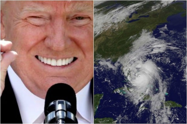 tropical storm don tropical storm don stirs up trump memes 'low energy, sad!'
