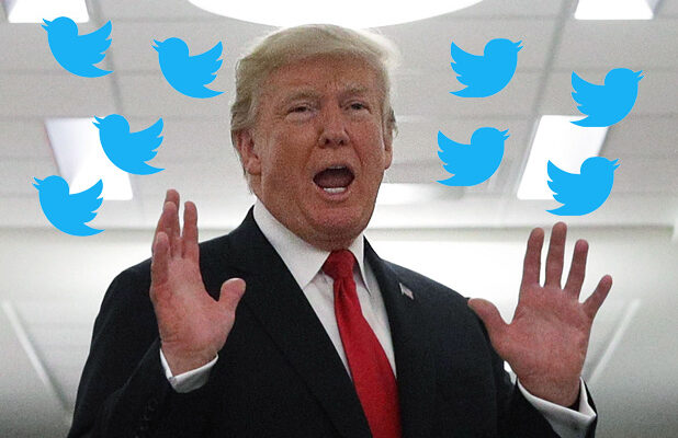 Twitter Shoots Down Trump's Unfounded Claim That It's 'Much More