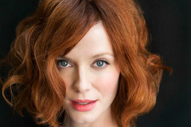 Mad Men's Christina Hendricks Takes Over NBC's Criminal Moms Series