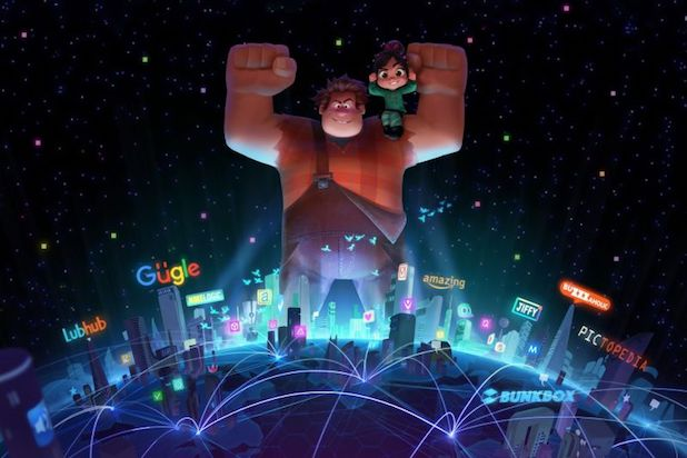 Taraji P. Henson Joins Cast of 'Wreck-It Ralph' Sequel!