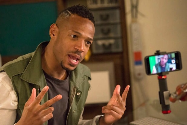 Marlon Wayans Preps for Hilarious New NBC Series, 'Marlon'