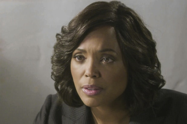 Aisha Tyler on 'Criminal Minds'