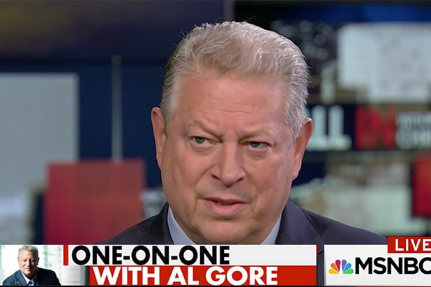 Al Gore says Donald Trump's White House is rife with dysfunction
