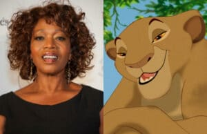 Alfre Woodard Sarabi Lion King