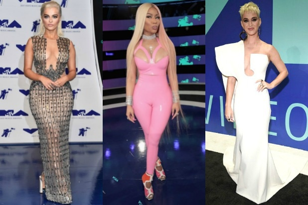 MTV Video Music Awards 2017: Red Carpet Arrivals, From ...