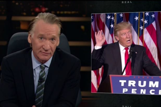 Bill Maher's Advice to America When Trump Leaves Office: Get Everything in Writing (Video)