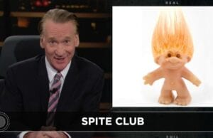 Bill Maher Troll Real Time